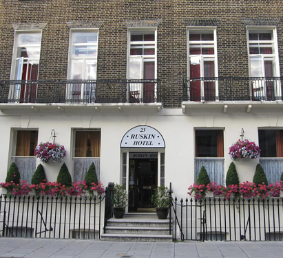 Ruskin Hotel